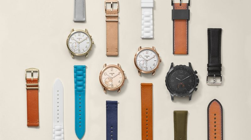 Fossil adds four new analogue smartwatches to its product line