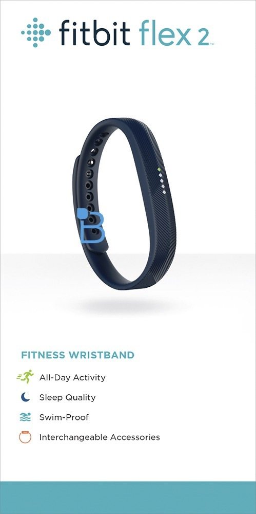leaked images show fitbit charge 2 and flex 2 5 - Leaked images show Fitbit Charge 2 and Flex 2