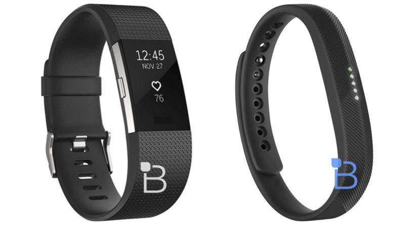 Leaked images show Fitbit Charge 2 and Flex 2