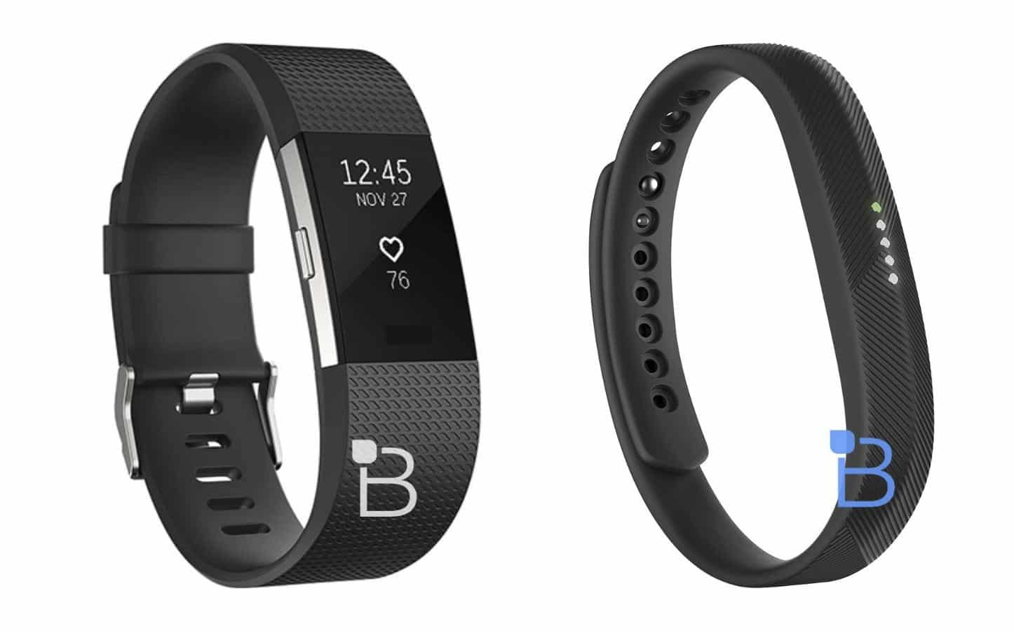 This Is What The Fitbit Charge 2 And Flex 2 Devices Will