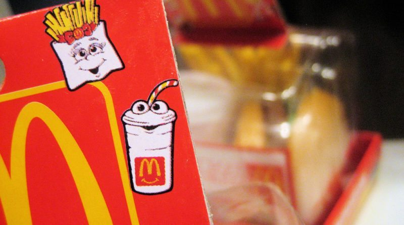 McDonald's removes 29 million fitness trackers from Happy Meals
