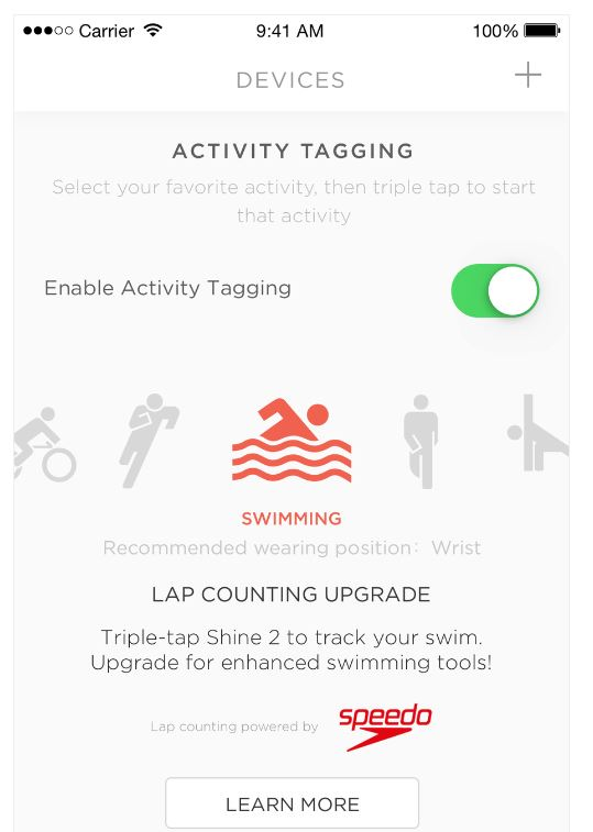 misfit shine 2 and ray get a swim tracking upgrade - Misfit Shine 2 and Ray get a swim tracking upgrade