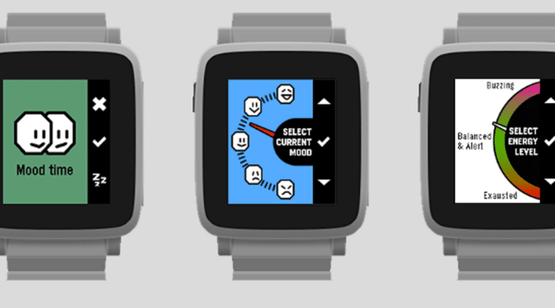 Pebble's new app gives us insight into what makes us happy