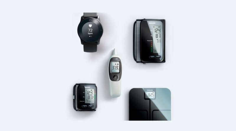 Philips enters the wearables space with a suite of medical grade devices
