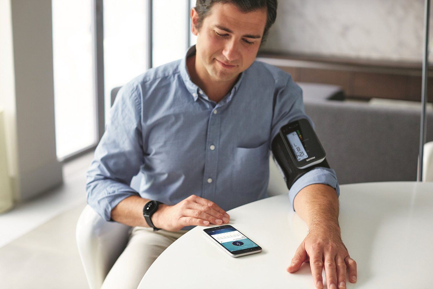 philips enters the wearables space with a suite of medical grade devices 5 - Philips enters the wearables space with a suite of medical grade devices