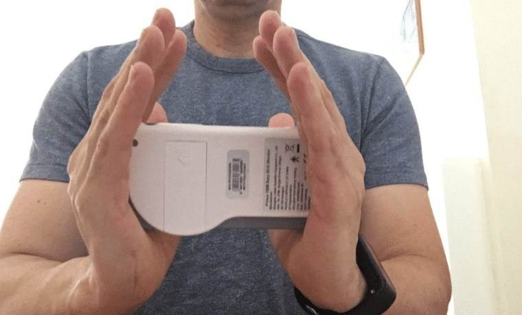 review heal force 180 b easy handheld portable ecg monitor - Review: Heal Force 180-B Easy Handheld Portable ECG Monitor