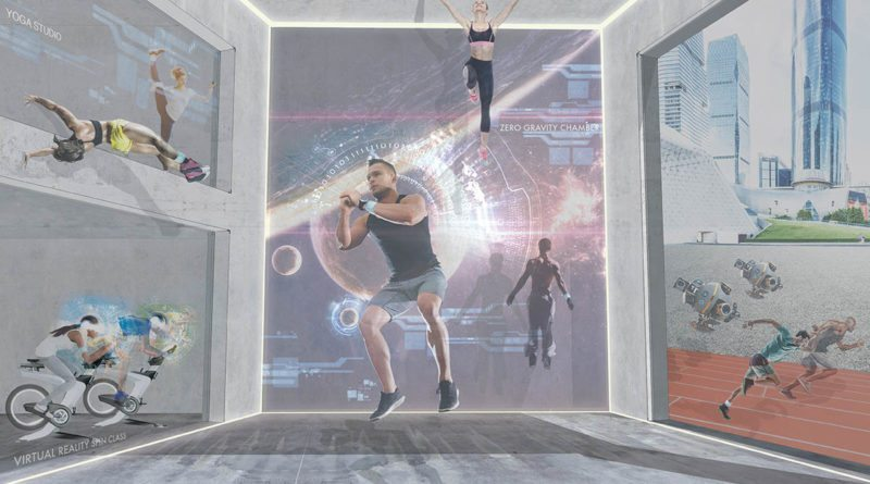 Technology to bring virtual fitness into our homes in 10 years time