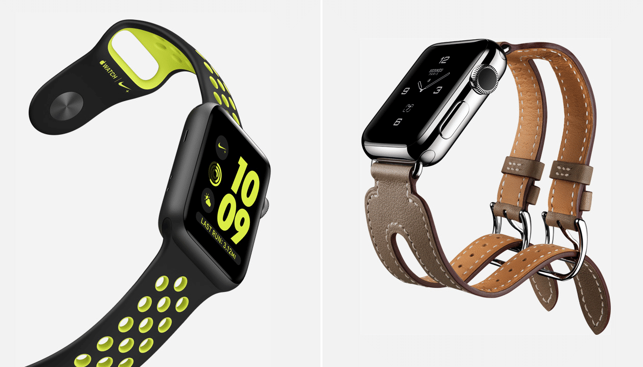 apple unveils swim friendly watch 2 series 2 - Apple unveils swim-friendly Watch 2 series
