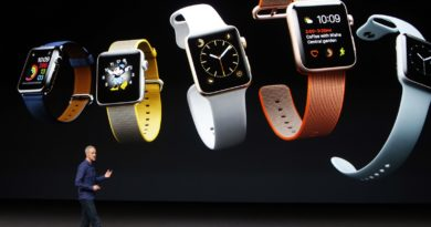 Apple unveils swim-friendly Watch 2 series