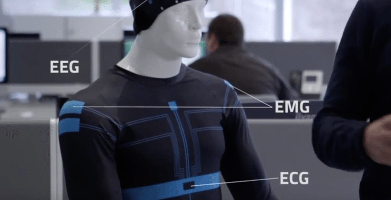 Bioserenity combines smart clothing with biometric sensors to monitor epilepsy