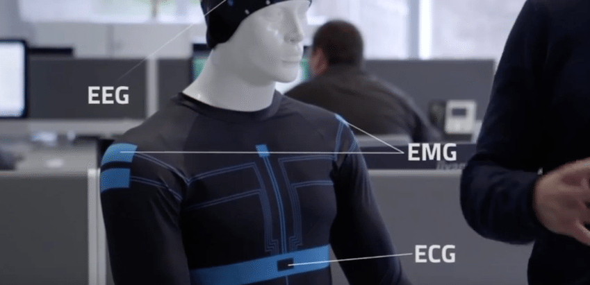 Bioserenity Combines Smart Clothing With Biometric Sensors