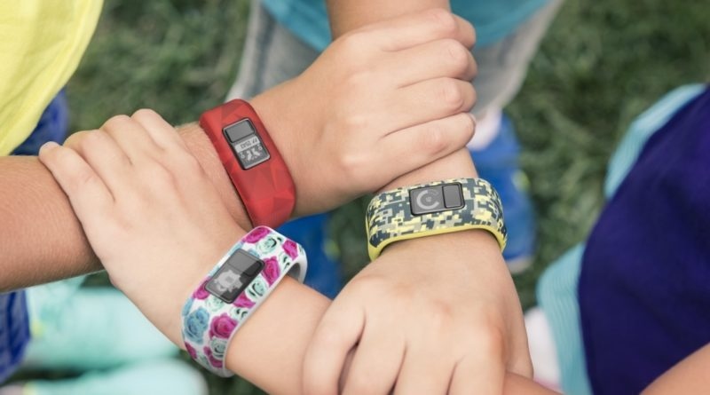 Garmin Vivofit junior wants to get your kids moving