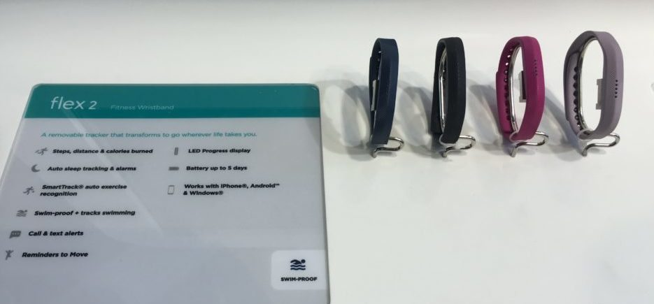 guide to the new fitbit flex 2 - Guide to the new Fitbit Flex 2