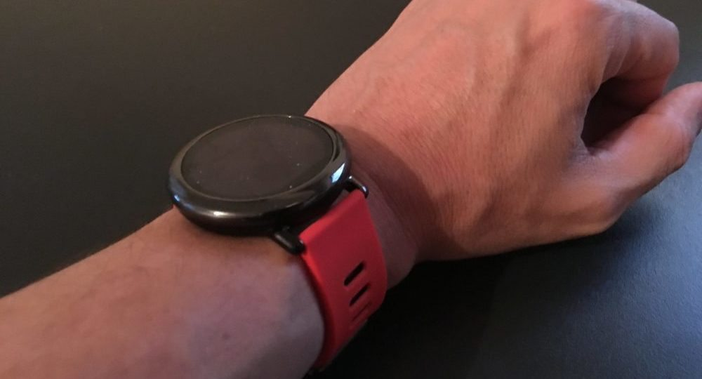 hands on huami s affordable amazfit smartwatch first look 5 - Hands-on: Huami's affordable Amazfit smartwatch, first look