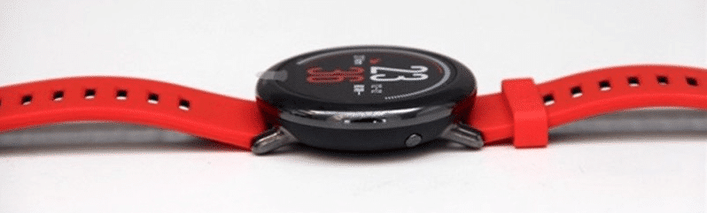 hands on huami s affordable amazfit smartwatch first look - Hands-on: Huami's affordable Amazfit smartwatch, first look