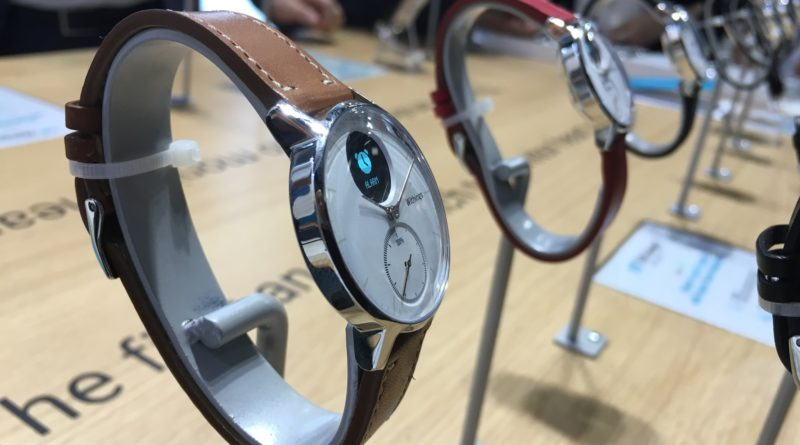 First look: Withings adds heart rate monitoring to its analogue watch