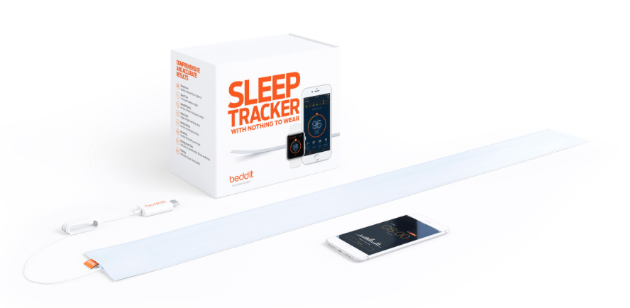 new beddit 3 sleep tracker offers complete sleep tracking solution 2 - New Beddit 3 Sleep Tracker offers complete sleep tracking solution