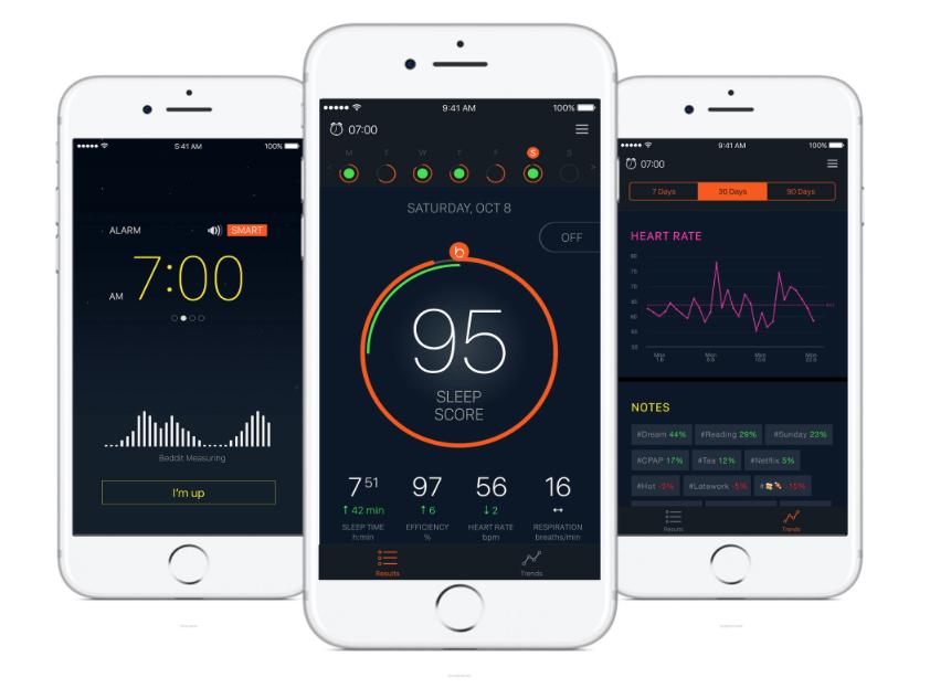 new beddit 3 sleep tracker offers complete sleep tracking solution 3 - New Beddit 3 Sleep Tracker offers complete sleep tracking solution