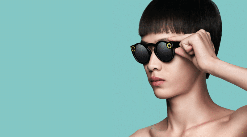 Snapchat changes name and launches Google Glass-style spectacles