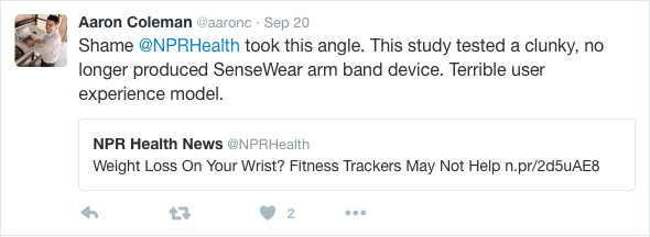 your fitbit is unlikely to make you fat despite reports - Your Fitbit is unlikely to make you fat, despite reports