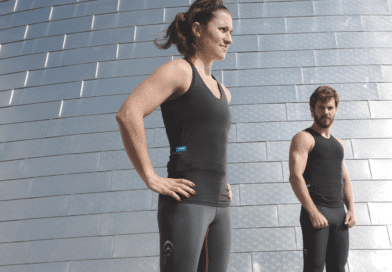 Hexoskin Smart: a sensor-embedded smart shirt