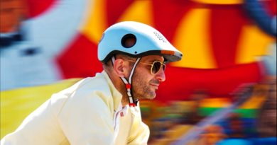 CLASSON: the intelligent bike helmet