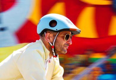 CLASSON: the intelligent bike helmet
