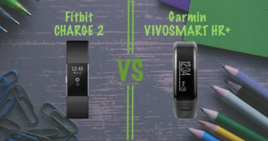 Fitbit Charge 2 vs Garmin Vivosmart HR+: which is better?