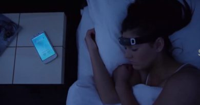 iBand+: the EEG headband that helps you sleep and dream