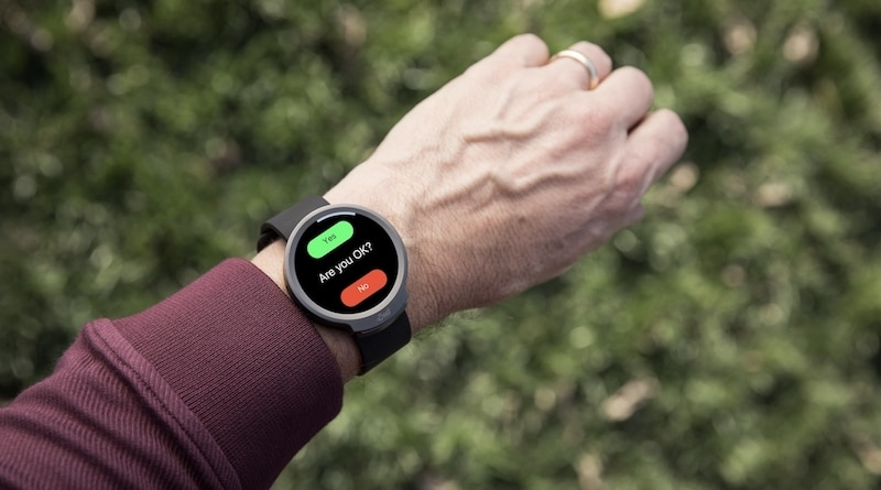 iBeat: the heart monitor smart watch