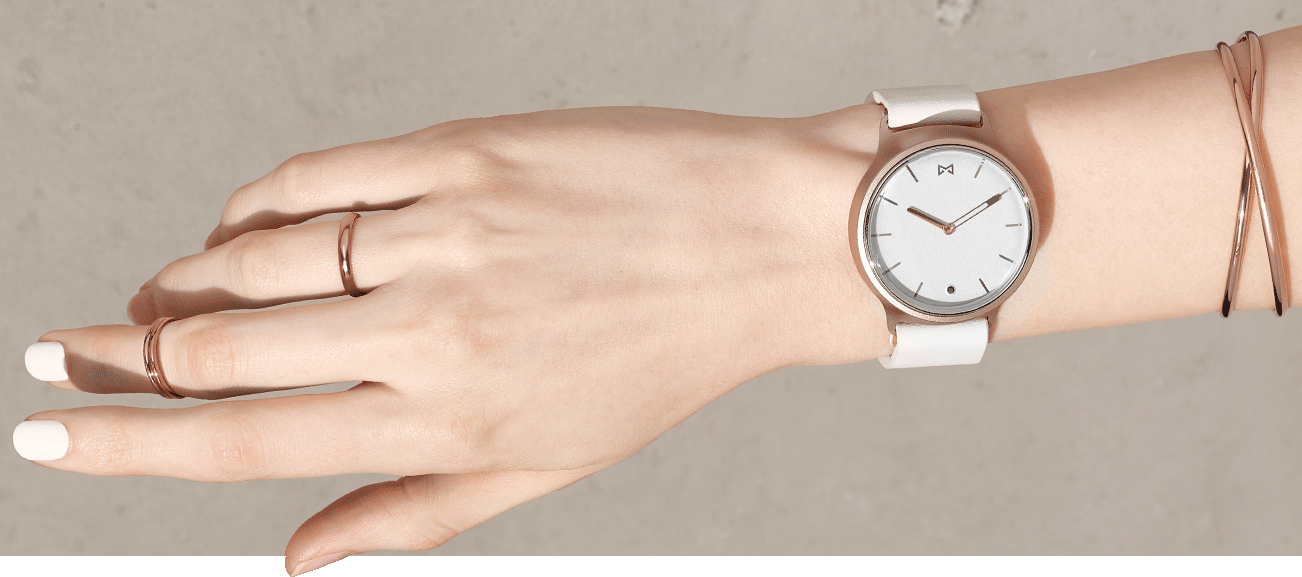 misfit debuts its first analogue smartwatch - Misfit debuts its first analogue smartwatch