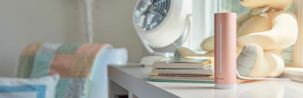 Netatmo Healthy Home Coach monitors the vitals of your home