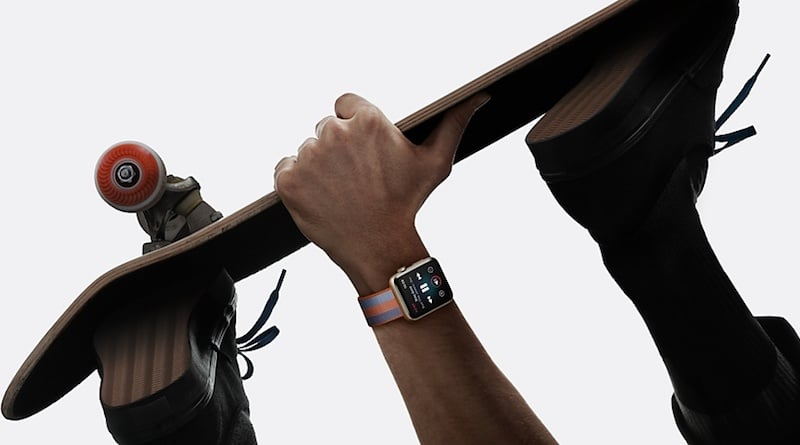 Our quick verdict on the Apple Watch Series 3 as a fitness tracker