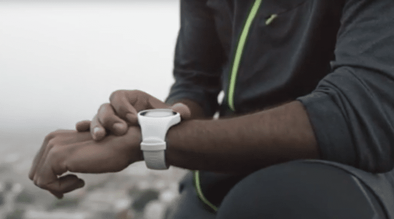 Polar launches an entry level GPS runners watch