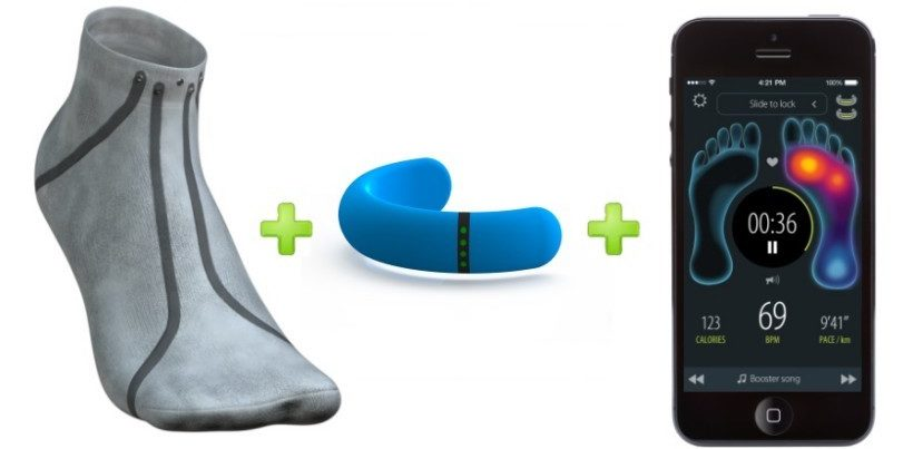 smart shoes tracking fitness through your feet - Smart shoes: Tracking fitness through your feet