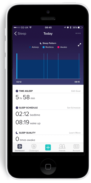 ten gadgets for advanced sleep monitoring - Sleep tracking for those with a Fitbit