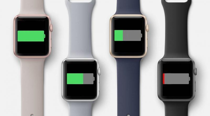 The key smartwatch battleground? It should be battery life.
