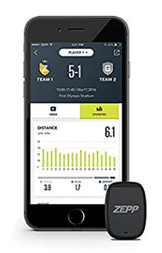 zepp play soccer is a new wearable for world s most popular sport 3 - Zepp Play Soccer is a new wearable for world's most popular sport