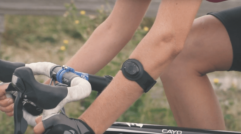 LifeTrack's new wearable keeps tabs on your heart rate variability