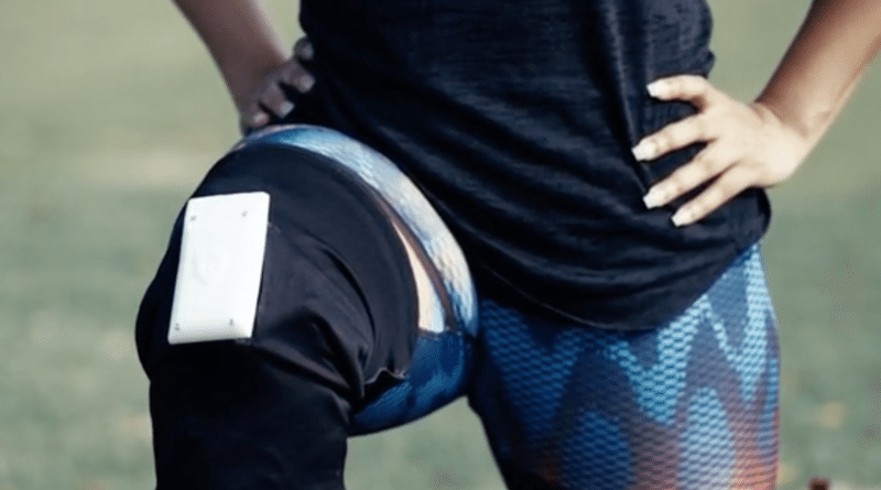 SMART Knee Sleeve: that recommends rest