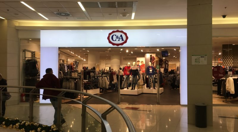 C&A to develop new products based on wearable technology