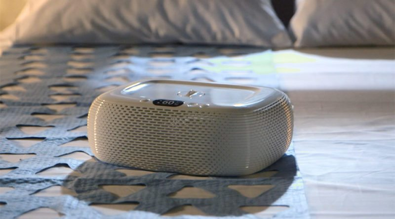 Kryo: the app controlled cooling mattress