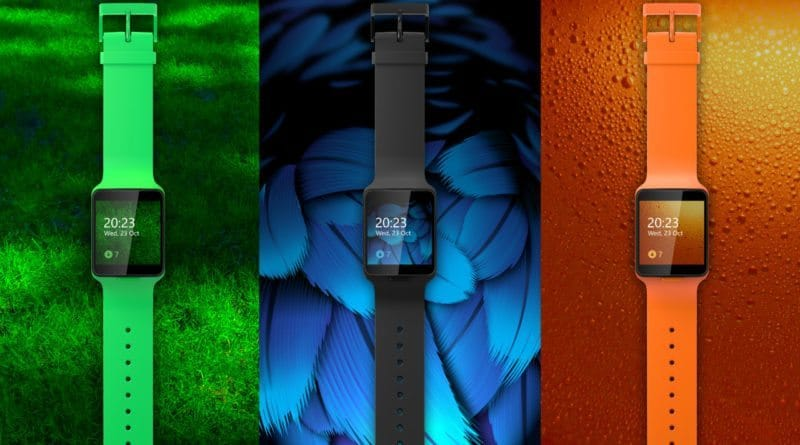 Microsoft's cancelled Moonraker smartwatch shown in leaked video
