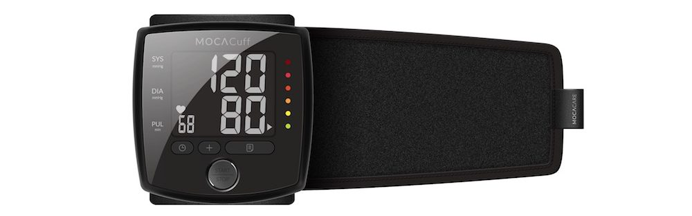 mocacare launches connected blood pressure monitor 2 - MOCACARE launches connected blood pressure monitor