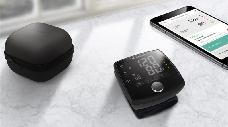 MOCACARE launches connected blood pressure monitor
