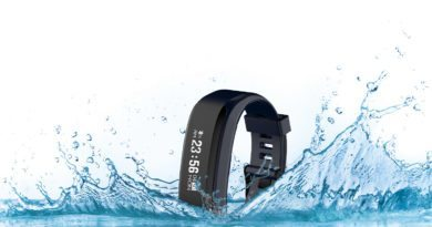 No.1 working on their first activity tracker, the Smartband F1