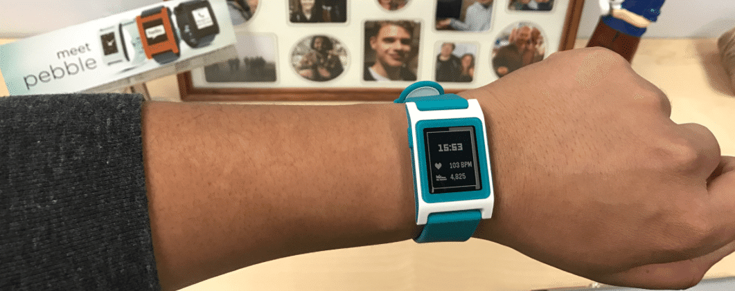 pebble s firmware update brings several new heart rate features - Pebble's firmware update brings several new heart rate features