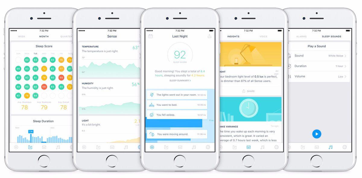 popular sleep tracker sense gets voice controls 3 - Popular sleep tracker Sense gets voice controls