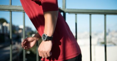 Powerwatch: the smartwatch that runs on body heat