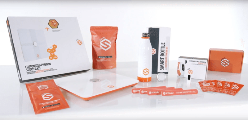 styr labs smart bottle tracks your hydration levels 2 - Styr Labs' Smart Bottle tracks your hydration levels